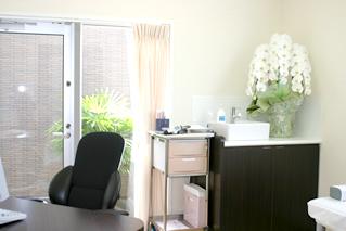 メンタルクリニック診察室